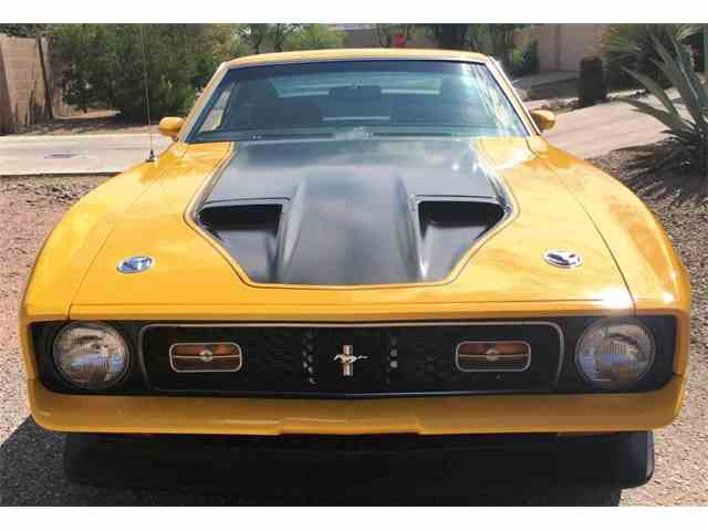 1972 Ford Mustang Mach 1 | 1038229
