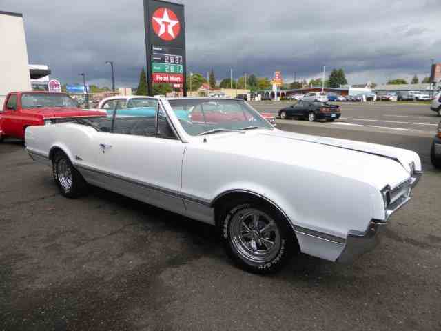1966 Oldsmobile Cutlass | 1038249