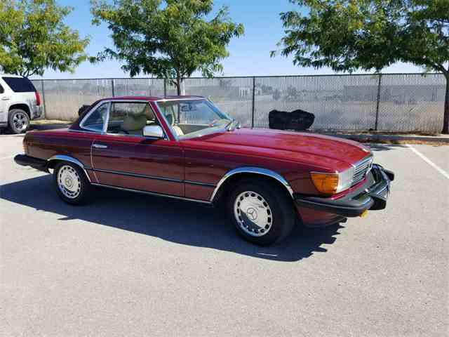 1979 Mercedes-Benz 450SL | 1038251