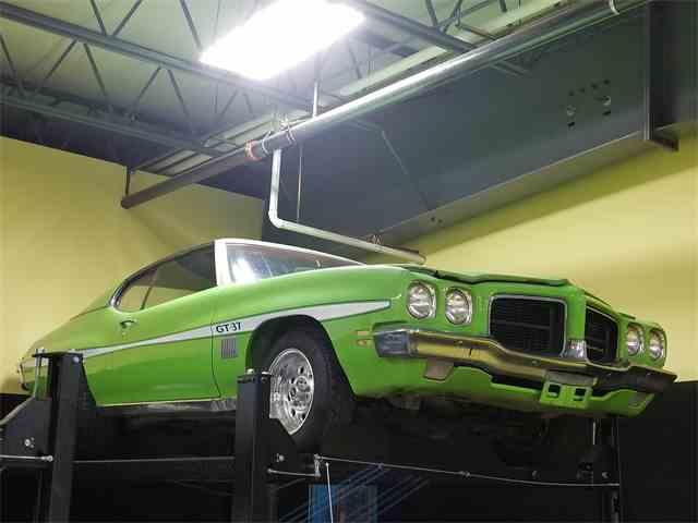 1971 Pontiac LeMans GT-37   1038256