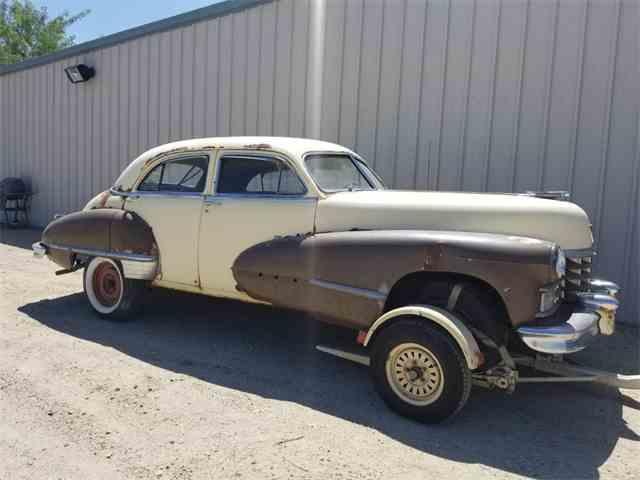 1947 Cadillac 2-Dr Sedan | 1038258