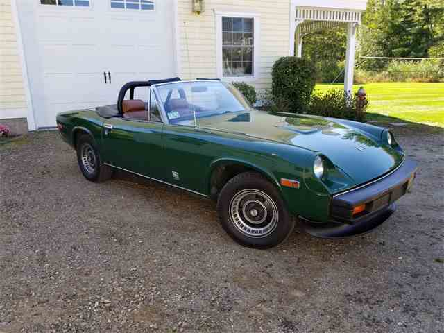 1975 Jensen-Healey Convertible | 1030826