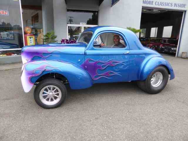 1941 Willys Coupe | 1038260
