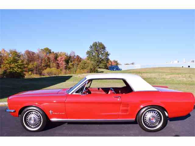 1967 Ford Mustang | 1038273