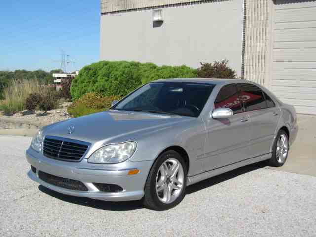 2005 Mercedes-Benz S55 | 1030828