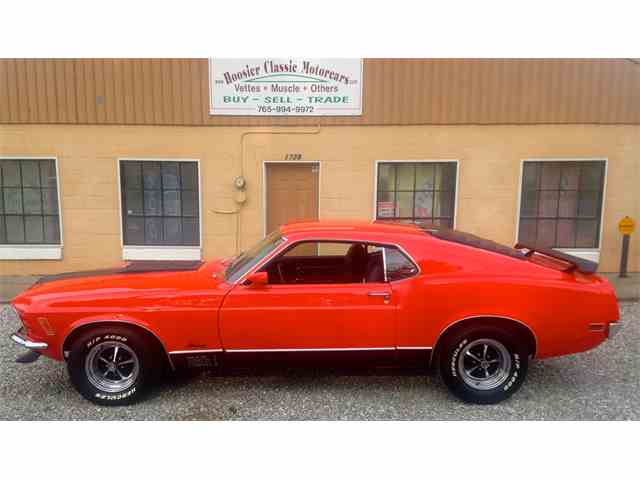 1970 Ford Mustang Mach 1 | 1038283