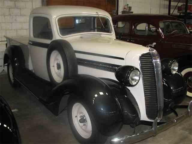 1937 Dodge 1/2 Ton Pickup Truck | 1038289