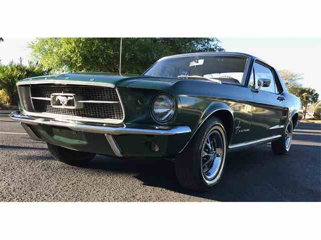 1967 Ford Mustang | 1038290