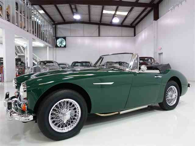 1967 Austin-Healey 3000 Mark III BJ8 | 1038295