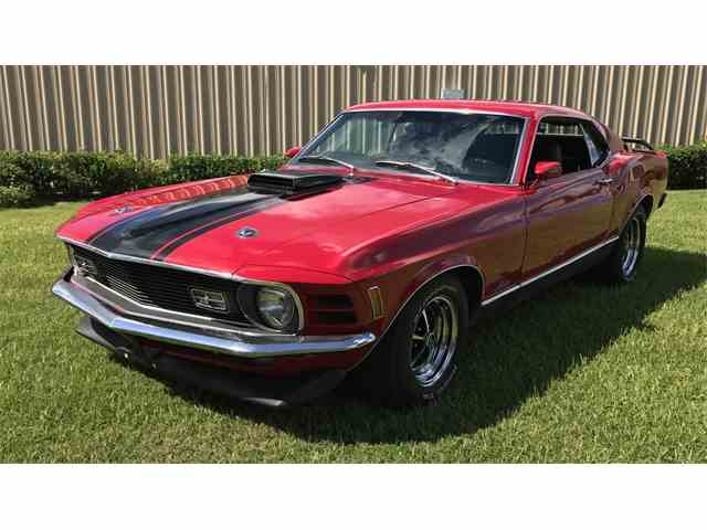 1970 Ford Mustang Mach 1 | 1038297