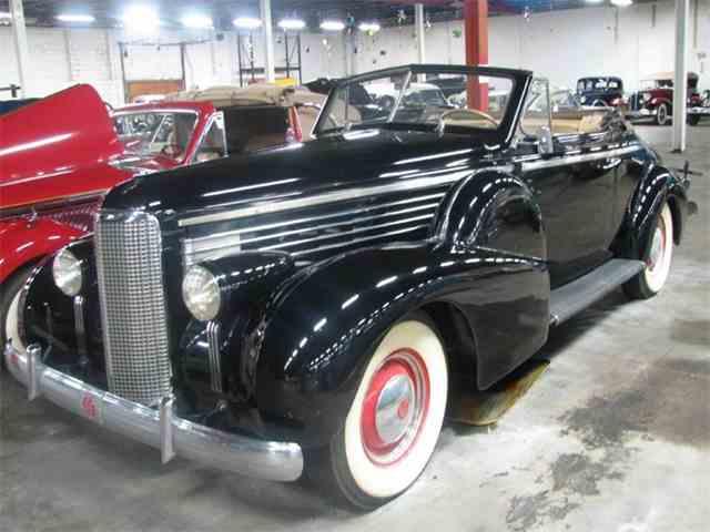 1938 LaSalle Series 50 | 1038301