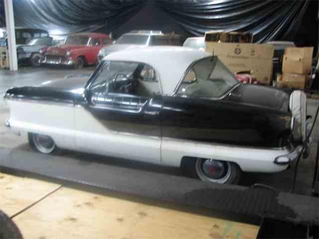 1954 Nash Metropolitan   1038304