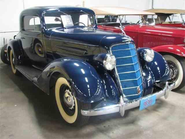 1934 Oldsmobile 3-Window Coupe | 1038307