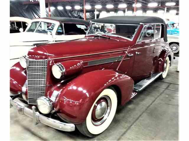 1937 Oldsmobile L37 Redfern Saloon Tourer | 1038310