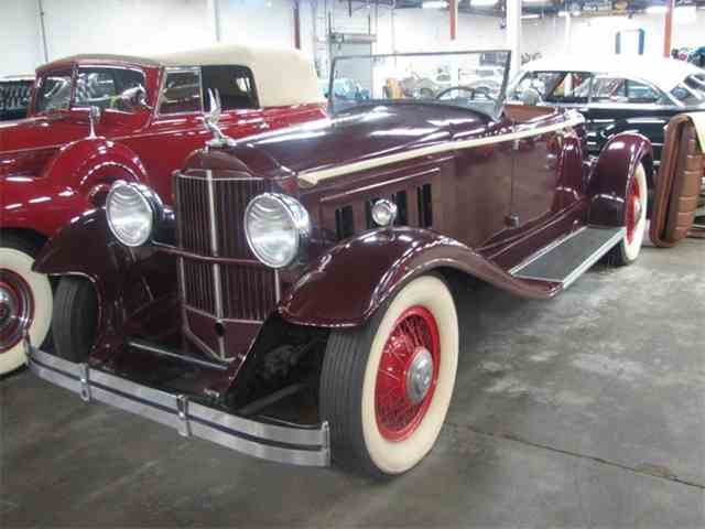 1931 Packard Boat Tail Roadster | 1038315