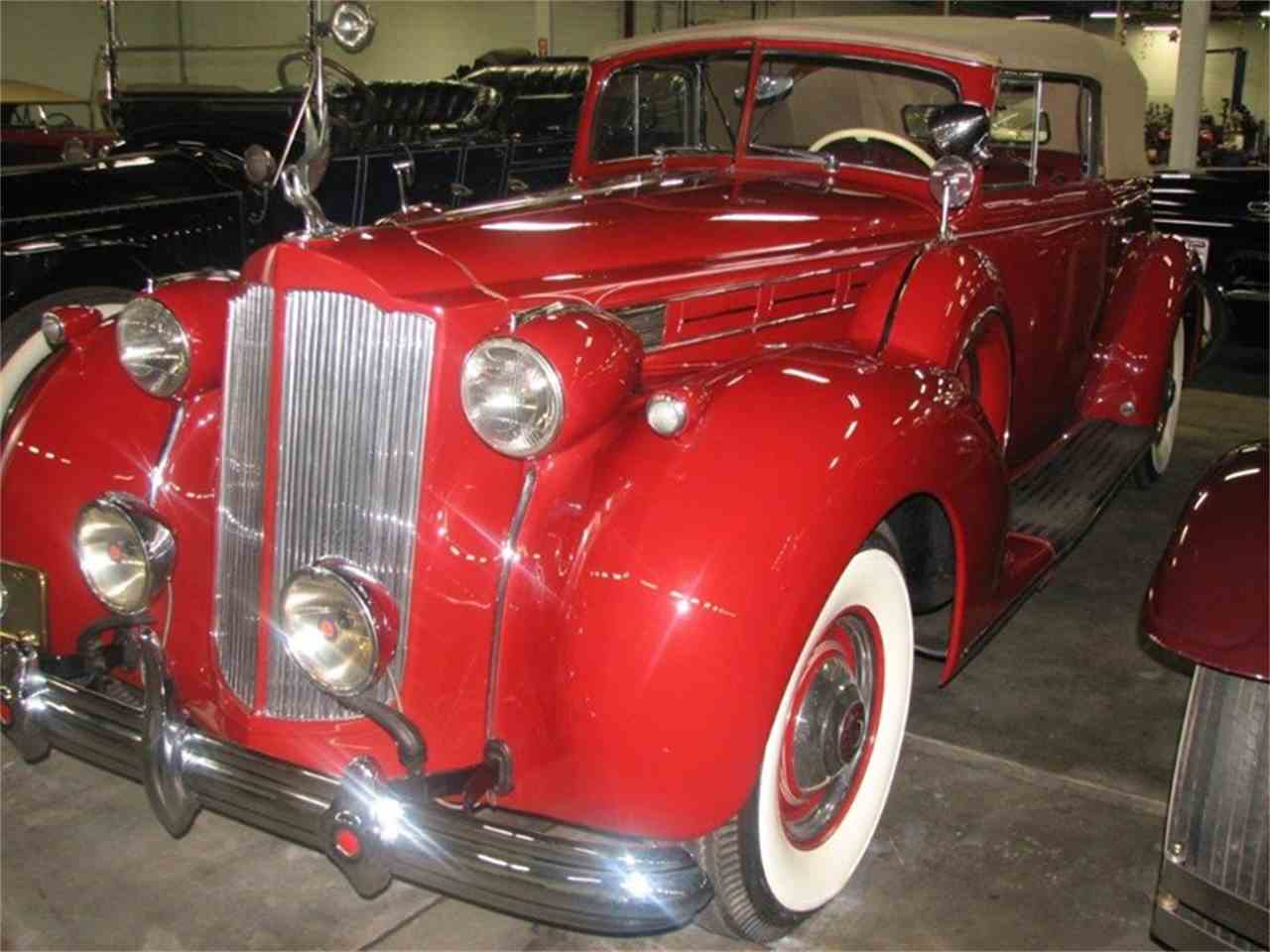 1938 Packard 12 Victoria For Sale