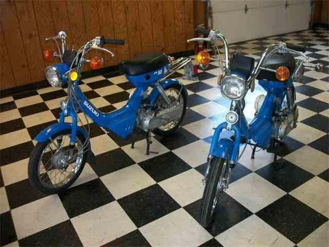 1985 Suzuki FA50 | 1030832