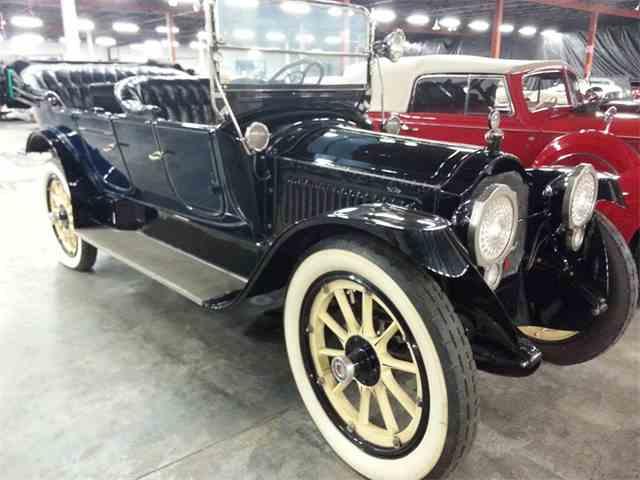 1916 Packard Twin Six Touring Car | 1038321