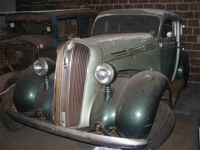 1936 Plymouth 4-Dr | 1038324