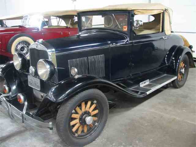 1929 Plymouth Cabriolet | 1038325