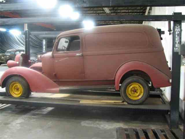 1937 Plymouth Sedan Delivery | 1038331