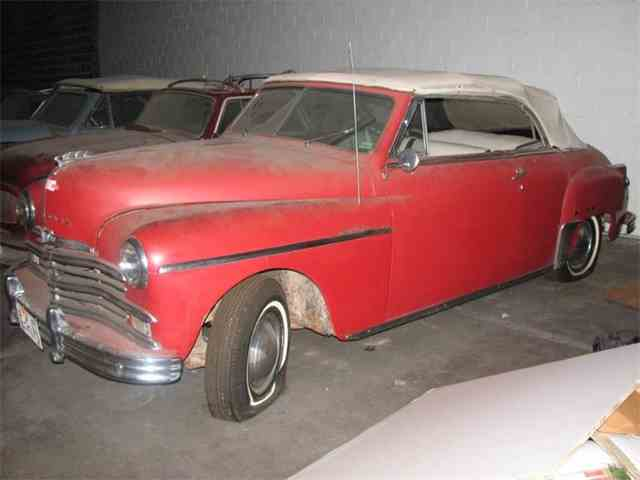 1949 Plymouth Convertible | 1038332