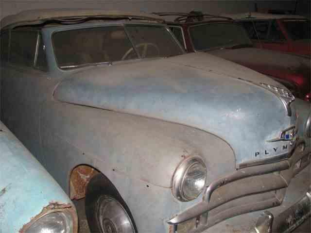 1952 Plymouth Cambridge | 1038333