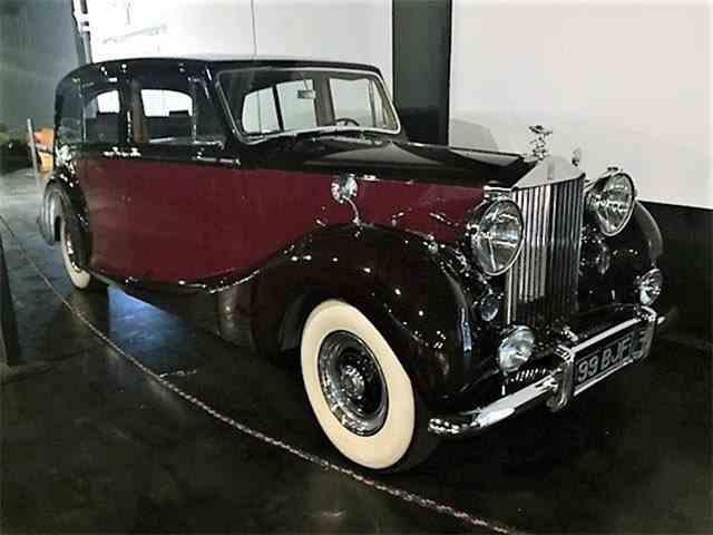 1952 Rolls-Royce Silver Wraith   1038340