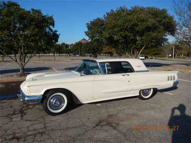 1960 Ford Thunderbird | 1038361