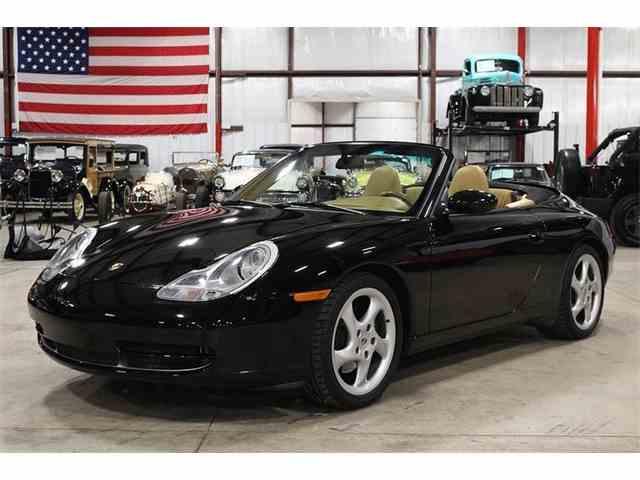2001 Porsche 911 | 1038365