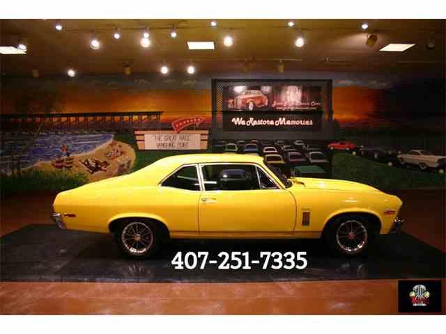 1970 Chevrolet Nova SS | 1038366