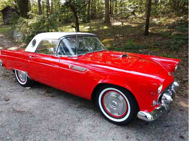 Picture of '55 Thunderbird - M97R