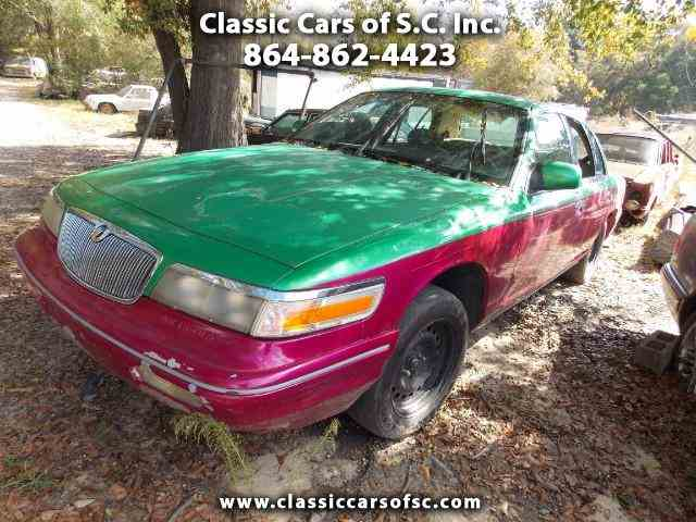 Classic mercury marquis for sale on classiccars 24 available 1997 mercury grand marquis 1038378 sciox Images