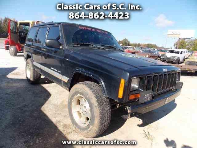 2000 Jeep Cherokee | 1038381