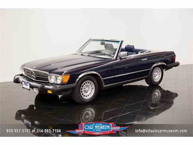 1985 Mercedes-Benz 380SL | 1038383