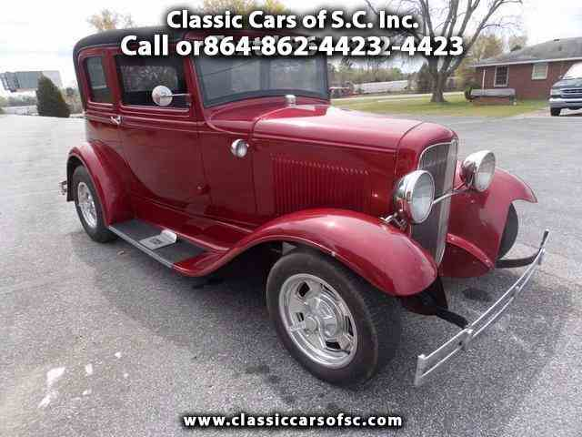 1931 Ford Model A | 1038384