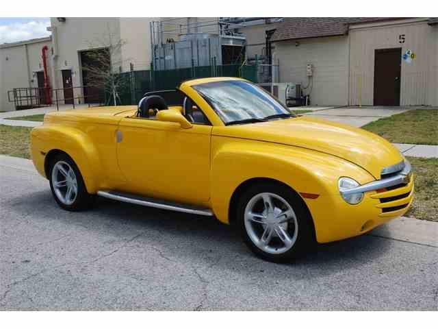 2004 Chevrolet SSR | 1030839