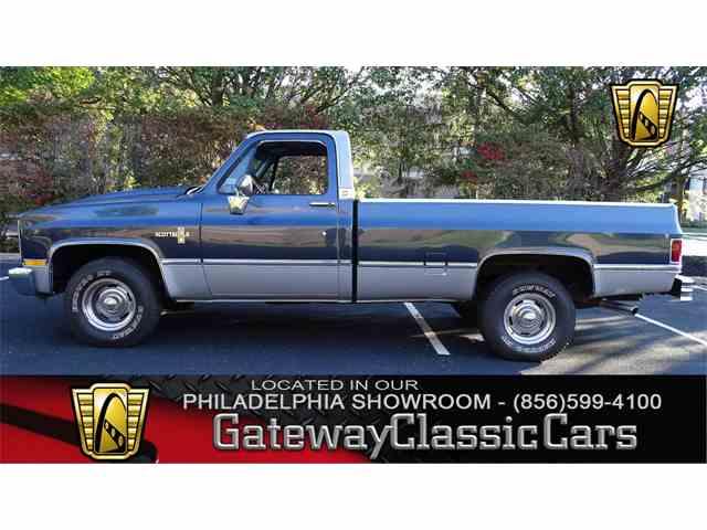 1982 Chevrolet C10 | 1038395