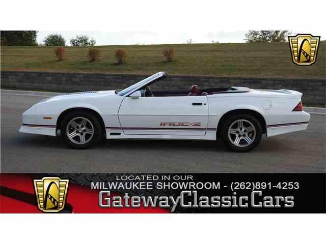 1989 Chevrolet Camaro | 1030084
