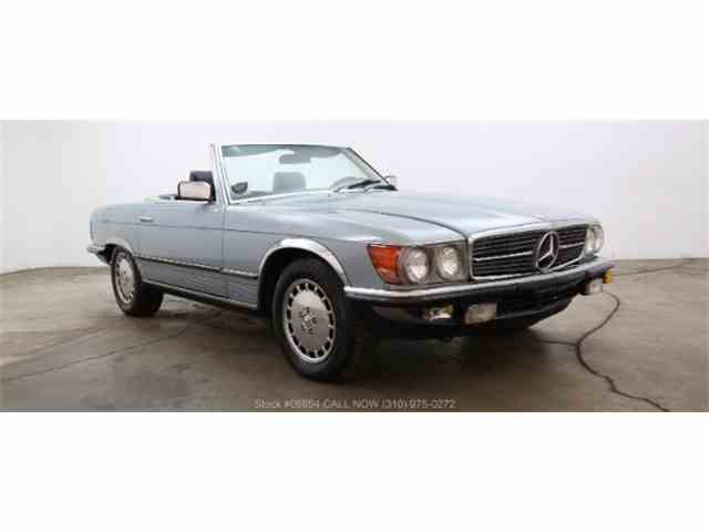 1983 Mercedes-Benz 280SL | 1038415