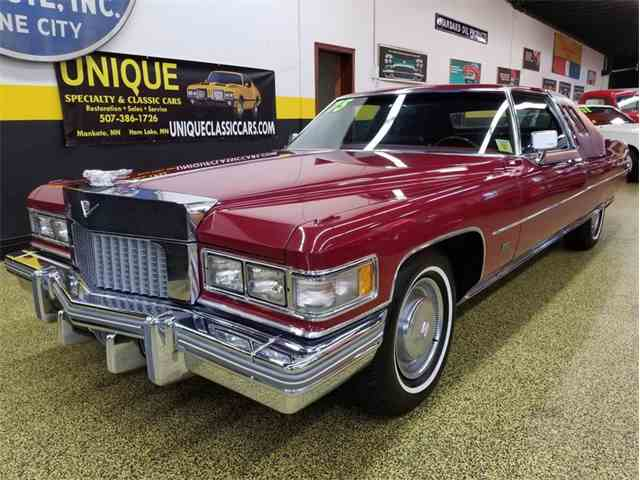 Picture of '75 DeVille located in Minnesota - $9,900.00 - M992