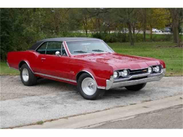 1967 Oldsmobile 442 | 1038428