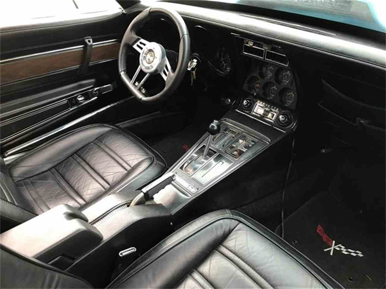 Large Picture of '74 Corvette - M99K