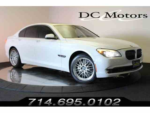 2011 BMW 7 Series | 1038442