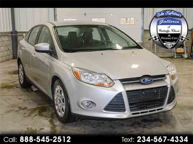 2012 Ford Focus | 1038460