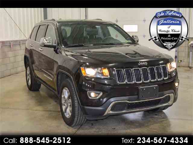 Picture of '15 Grand Cherokee - M9AC