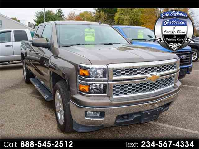Picture of '14 Silverado - M9AT