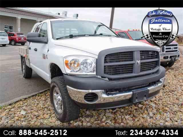 2007 Dodge Ram 2500 | 1038486