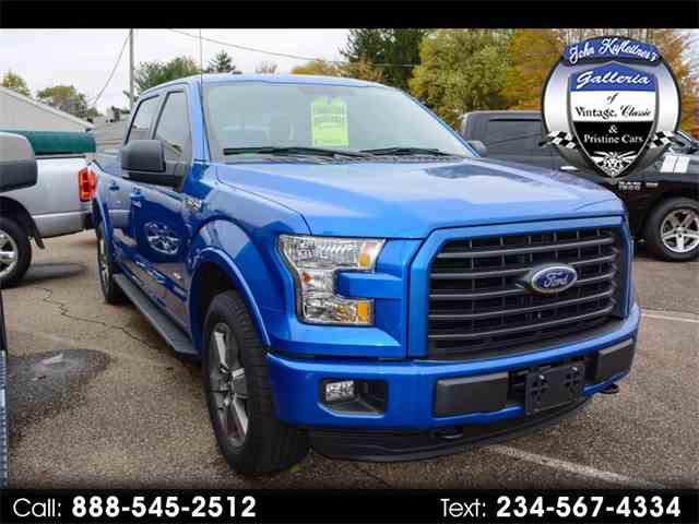2015 Ford F150 | 1038490