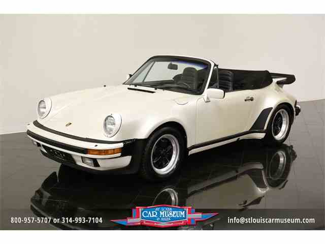 Picture of '84 911 Carrera Cabriolet - M2TH